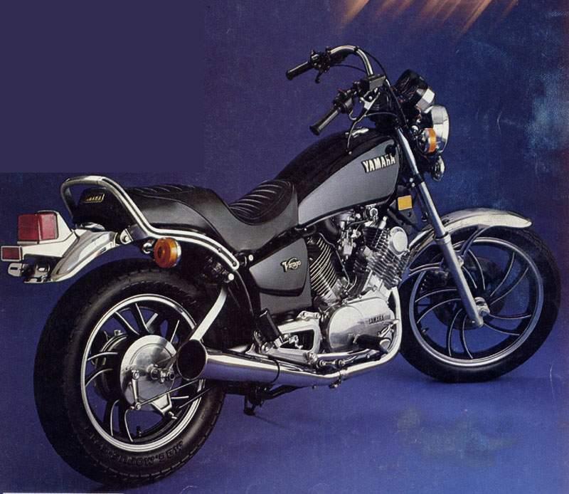 Картинки по запросу Yamaha XV 750 Virago