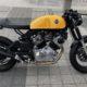 Мотоцикл Yamaha XV 920 — красивый круизер