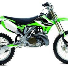 Мотоцикл Kawasaki KX 85 – это кроссовый байк
