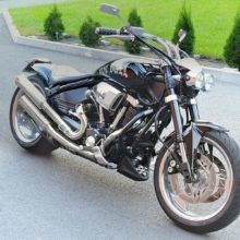 Yamaha XV 1700 Warrior — Это яркий круизер