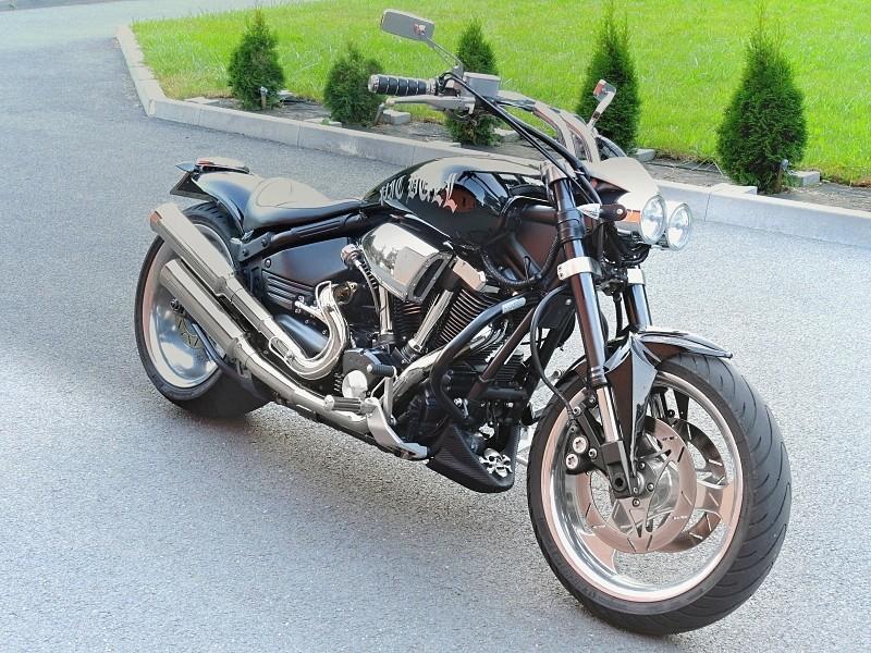 Yamaha XV 1700 Warrior - Это яркий круизер