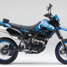 Мотард Kawasaki D-Tracker 250 — для начинающих в мотокроссе