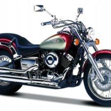 Yamaha XVS 650 Drag Star (V-Star 650) — один из самых красивых круизеров
