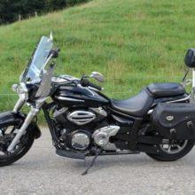Yamaha XVS 950 Midnight Star (V-Star 950) — это современный круизер