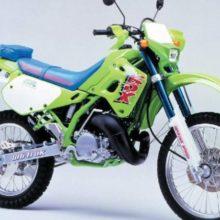 Kawasaki KDX 250 — самобытный эндуро из прошлого столетия