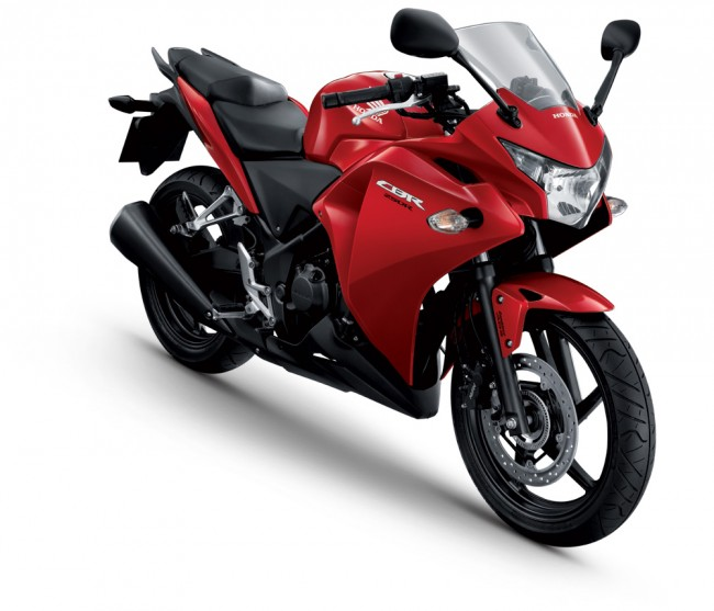 Honda CBR 250 R - Это спортивный мотоцикл