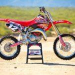 Honda CR 85 — тренировочный мотоцикл кроссового класса