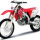 Honda CRF 450 — байк для классического мотокросса