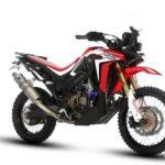 Honda CRF 1000L Africa Twin — мотоцикл-легенда