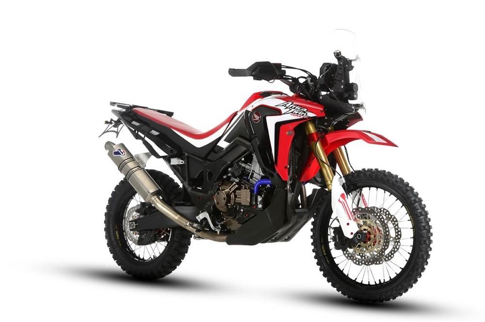 Honda CRF 1000L Africa Twin - мотоцикл-легенда