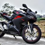 Honda CBR 250 RR — спортивный мотоцикл из 90х