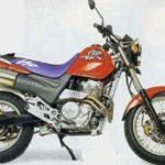 Мотоцикл Honda SLR 650 — отличный байк для города