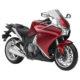 Мотоцикл Honda VFR 1200F — экстравагантный байк