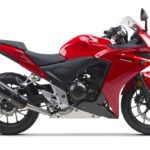 Мотоцикл Honda CBR 500 R — спортивный байк, который выпускается до сих пор